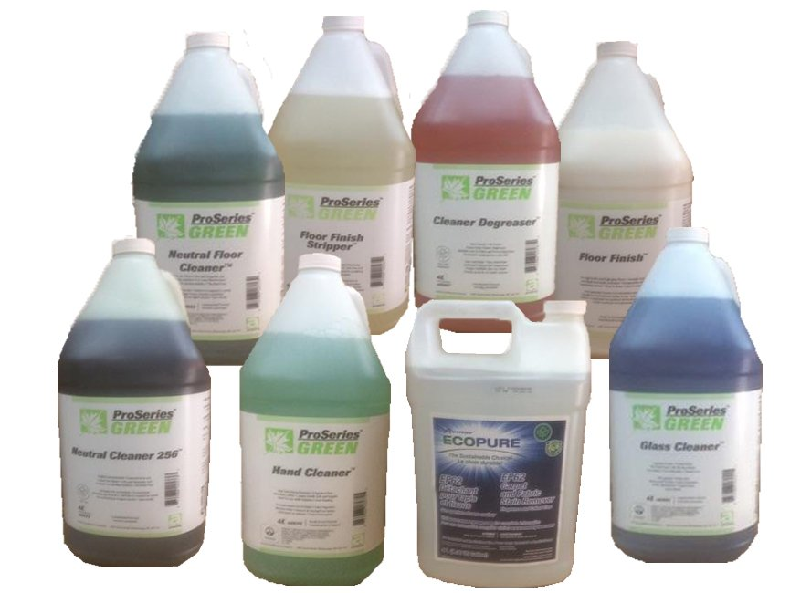pro series green products